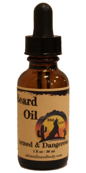 Armed & Dangerous Beard Oil