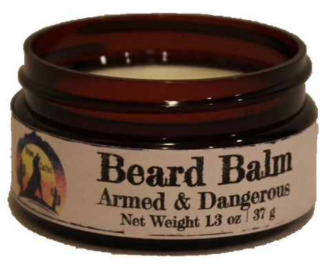 Armed & Dangerous Beard Balm