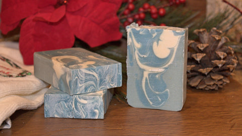 Sleigh Ride Soap Bar