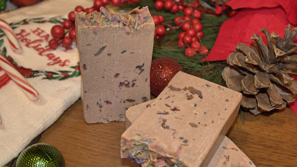 Ugly Christmas Sweater Soap Bar