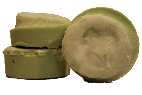 Coconut Lime Verbena Loofah Soap