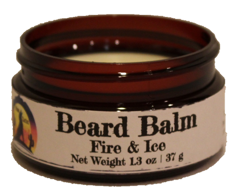 Fire and Ice Beard Balm