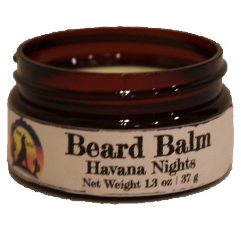 Havana Nights Beard Balm