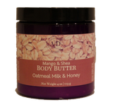Oatmeal Milk and Honey Sugar Scrub