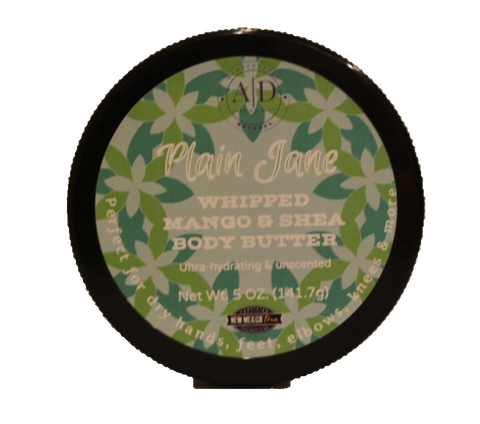 Plain Jane Whipped Body Butter