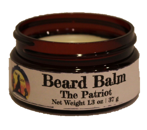 The Patriot Beard Balm