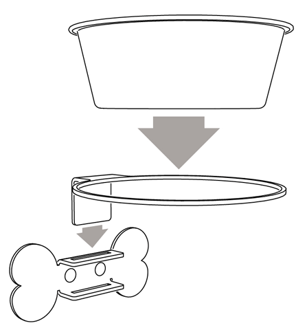 Video - How to fit our dog bowl holders