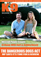 cover image of k9 magazine