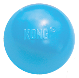 New Puppy Toys BIGPAWS.CO Puppy Ball - Small Blue