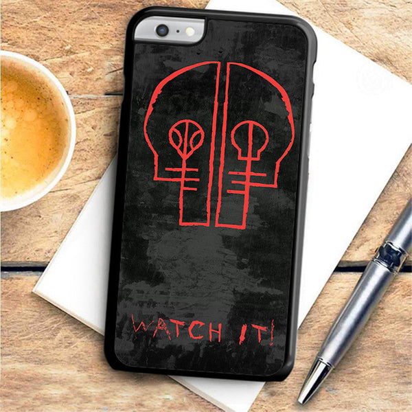 21 Pilots Watch It iPhone 6S | 6S Plus Case Dollarscase.com