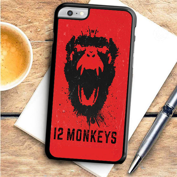 12 monkeys syfy Iphone iPhone 6S | 6S Plus Case Dollarscase.com