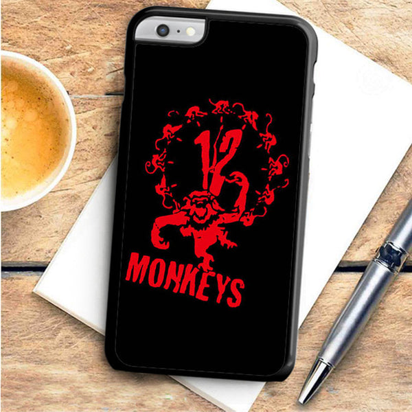 12 MONKEYS iPhone 6S | 6S Plus Case Dollarscase.com