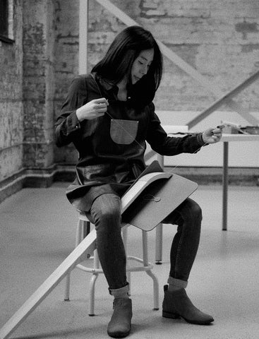 herin hong the leather artisan