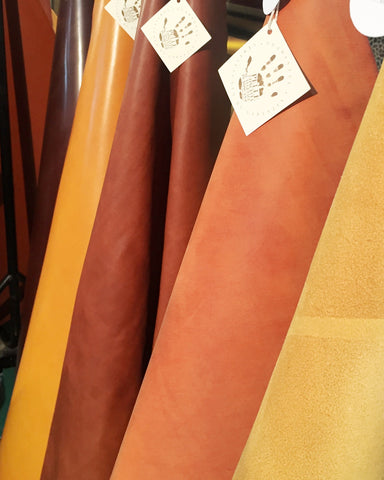 leather we use