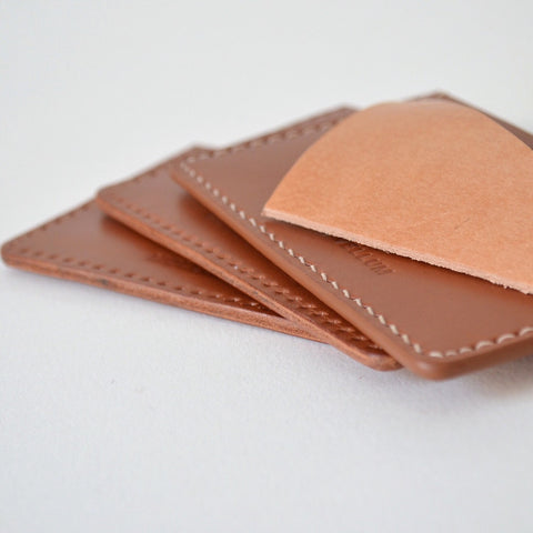leather edges
