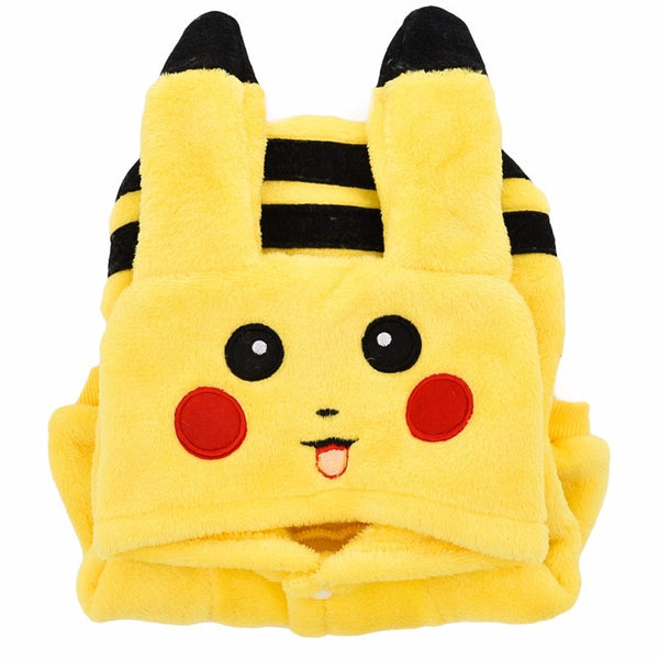 Pikachu Dog Costume - Haute Dog Shop