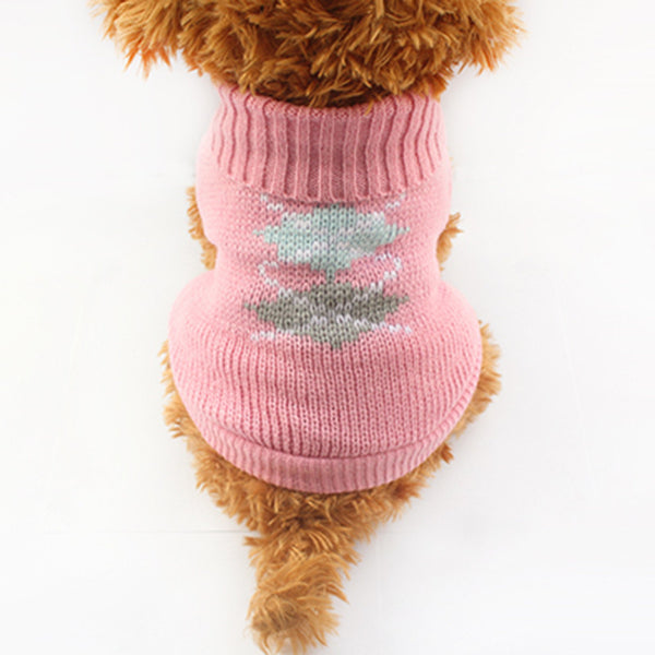 Bella Checkers Sweater - Pink - Haute Dog Shop