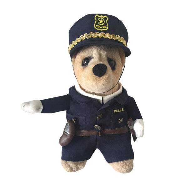 Oh No, It's The Po Po Police Costume - Haute Dog Shop