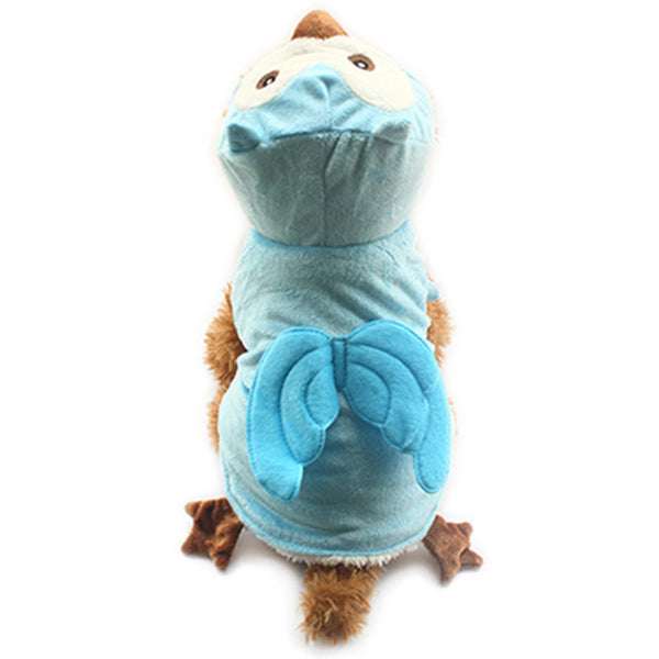 Coo Coo Chicky Halloween Costume - Blue - Haute Dog Shop