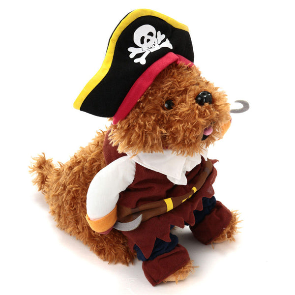 Pirate Dog Costume - Haute Dog Shop