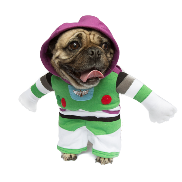 Buzz Lightyear Dog Costume - Haute Dog Shop