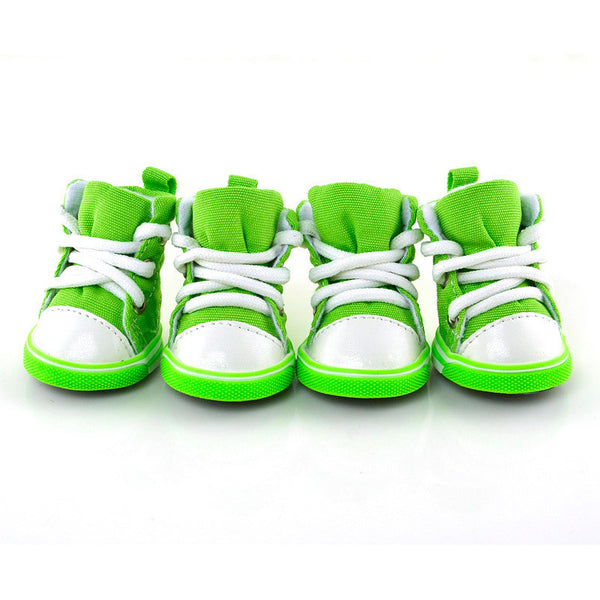 Buddy Sneakers - Apple Green - Haute Dog Shop