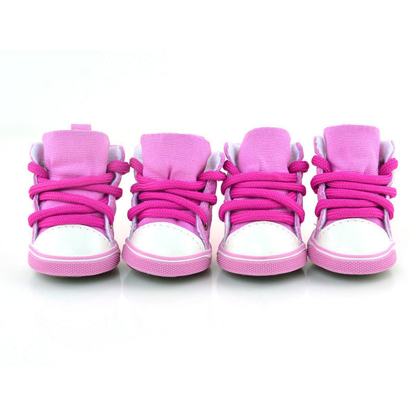 Buddy Sneakers - Baby Pink - Haute Dog Shop