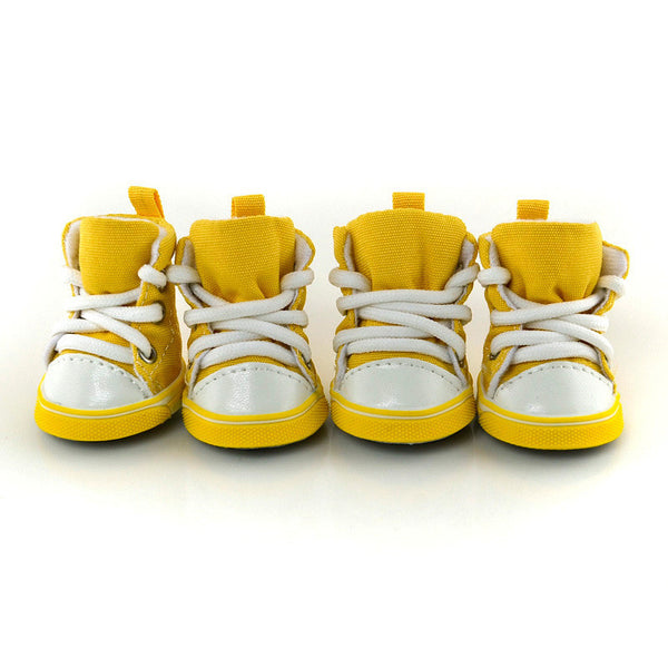 Buddy Sneakers - Rubber Ducky Yellow - Haute Dog Shop