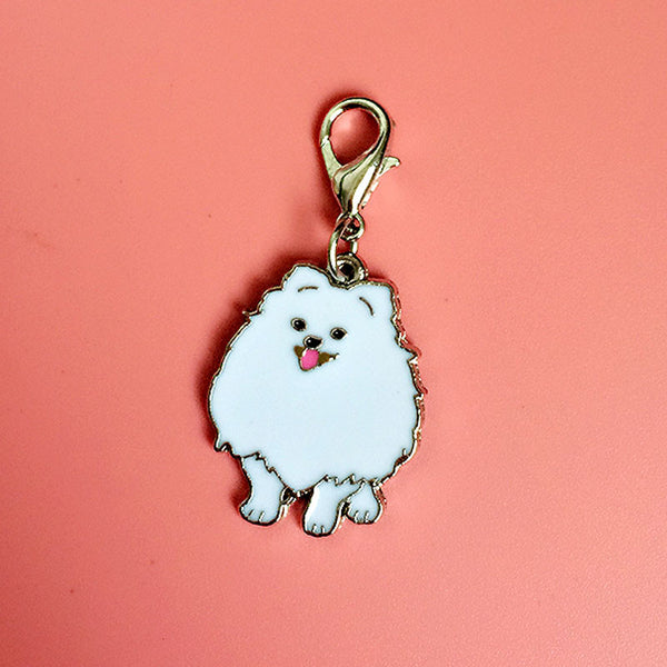 Pomeranian Charm - Haute Dog Shop