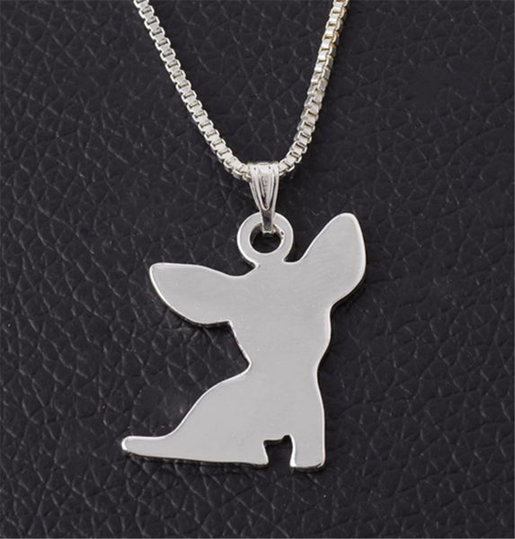 Chihuahua Necklace - Haute Dog Shop