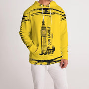 DON FAMILIA YELLOW Men's Hoodie