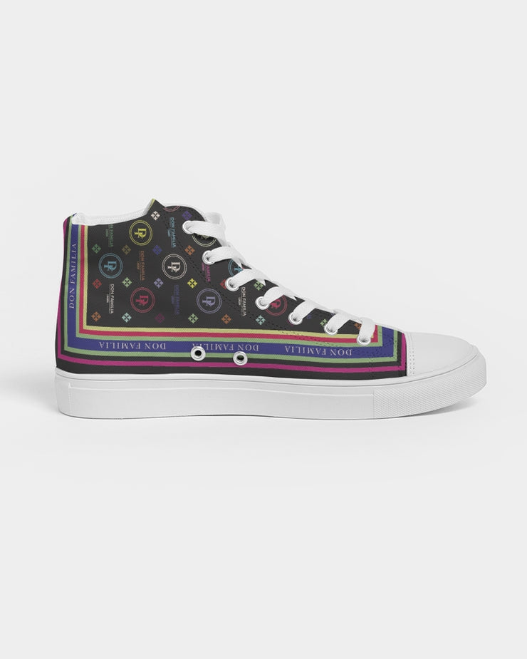 DON FAMILIA DREAMS Women's Hightop Canvas Shoe