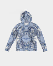 DON FAMILIA BLUE LONDON Women's Hoodie