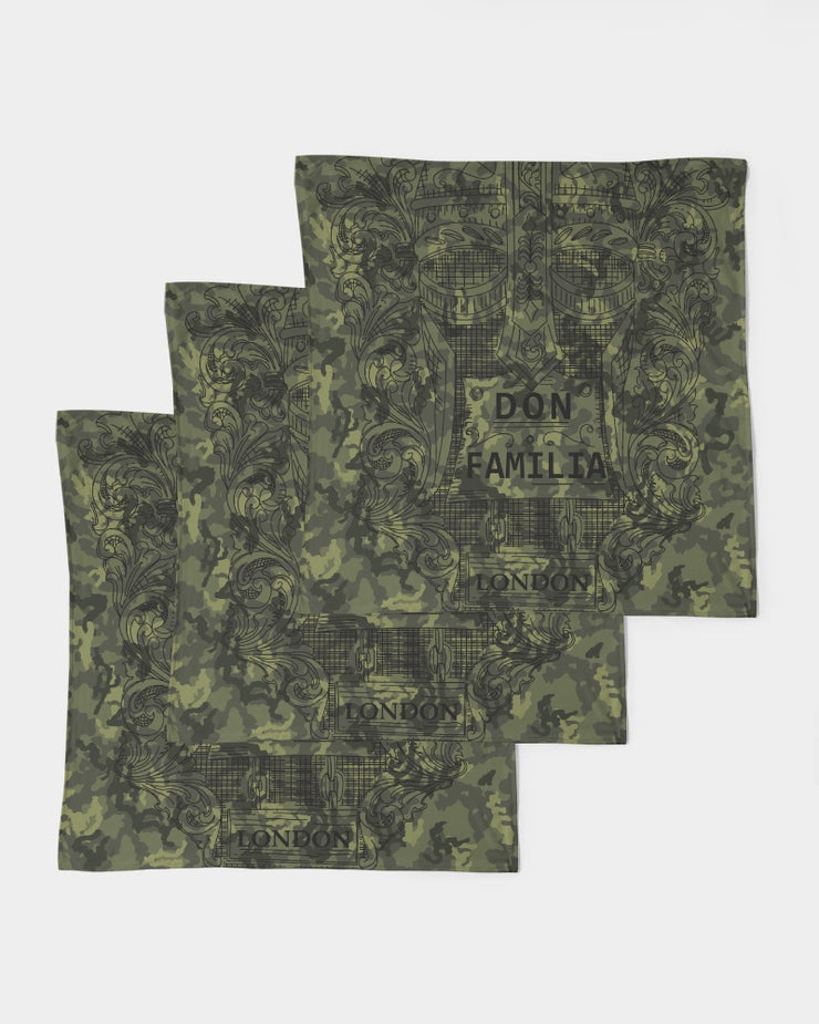 DON FAMILIA LONDON Bandana Set