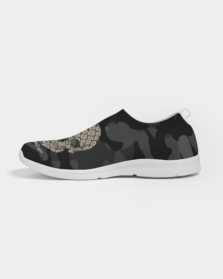 DON FAMILIA Women's Slip-On Flyknit Shoe