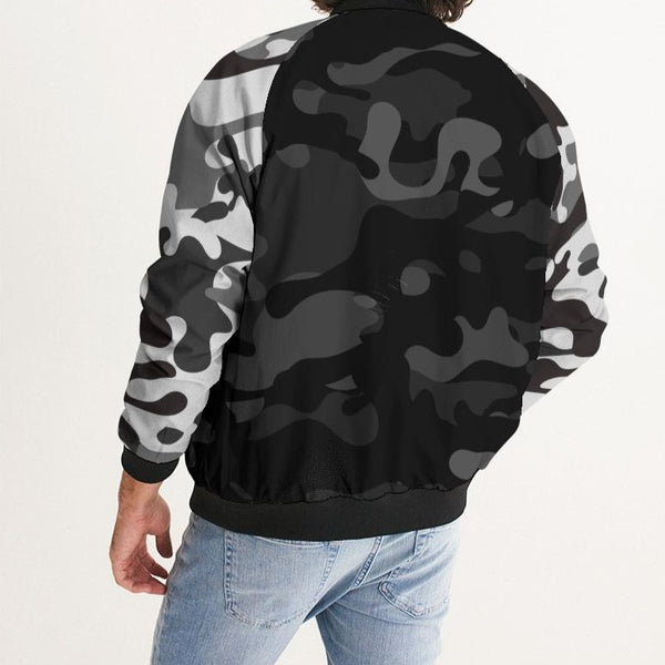 DON FAMILIA Men's Bomber Jacket