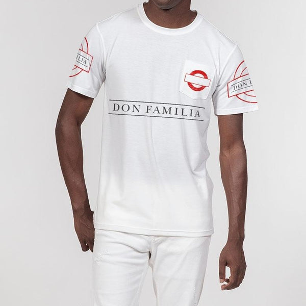 DON FAMILIA LONDON Men's Everyday Pocket Tee