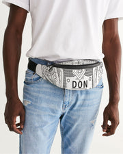 DON FAMILIA Crossbody Sling Bag Unisex