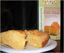 Corn Bread from 123 Gluten Free