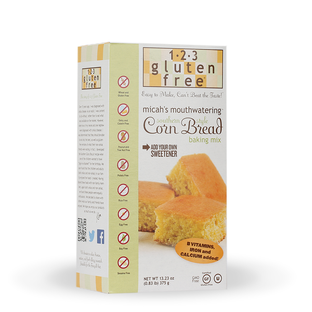 Micah's Mouthwatering Corn Bread Mix