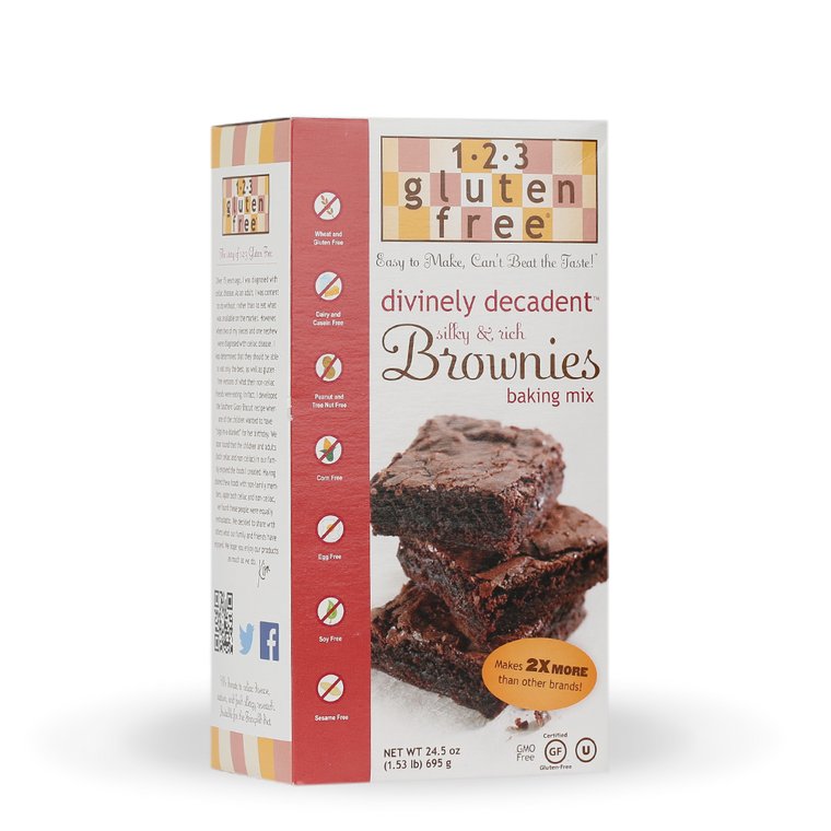 Divinely Decadent Brownies