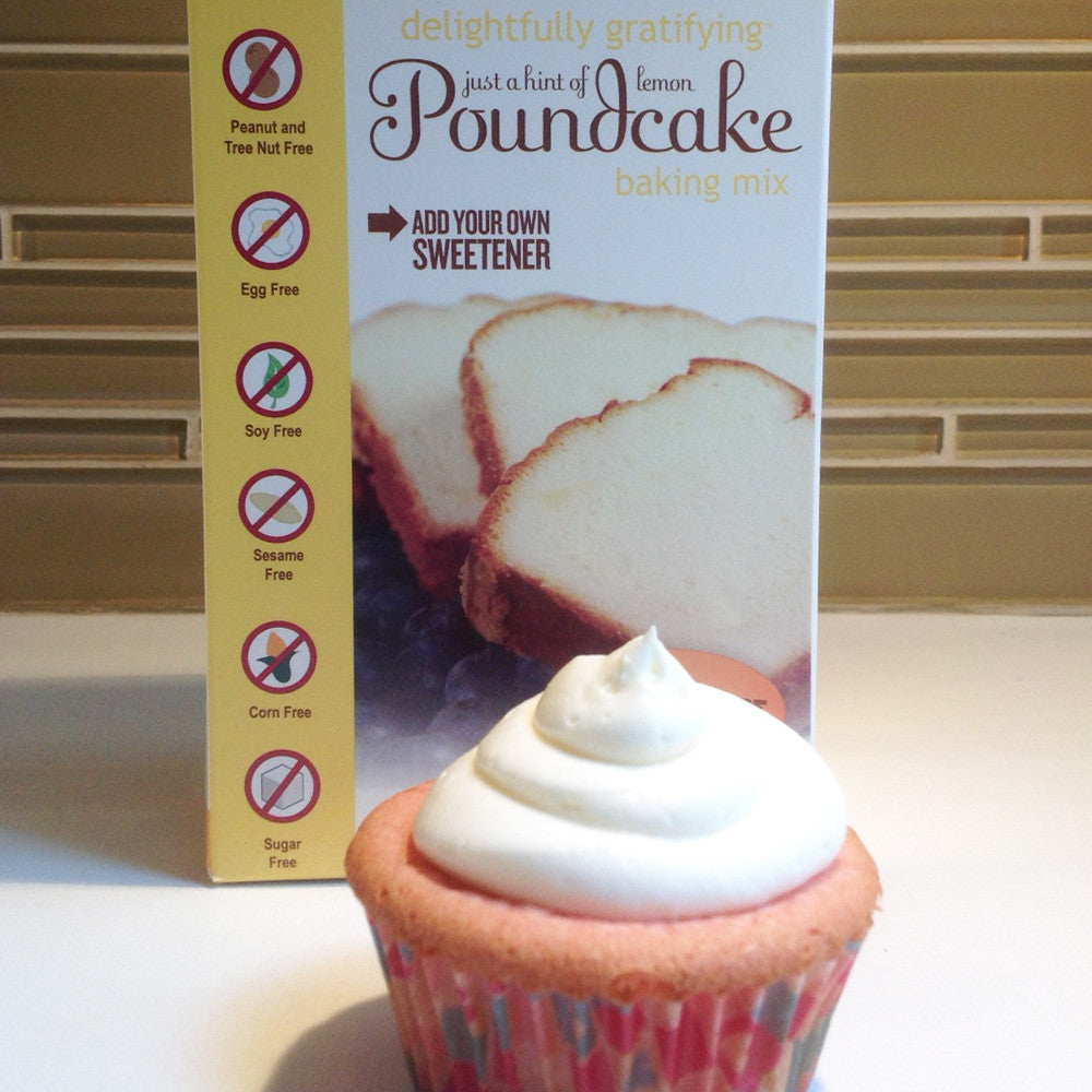 Add Your Own Sweetener Delightfully Gratifying Bundt Poundcake