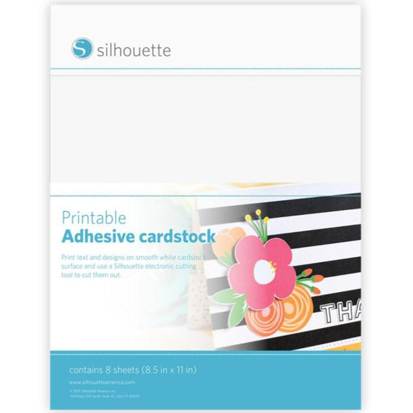 Sticker Sheets - Cardstock - Silhouette Canada