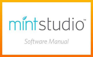 Mint Studio Software Manual