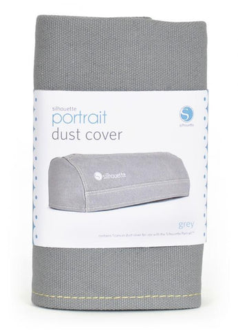 Portrait dust cover