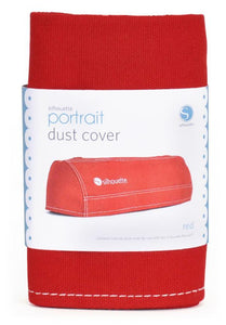 Portrait Dust Cover - Red