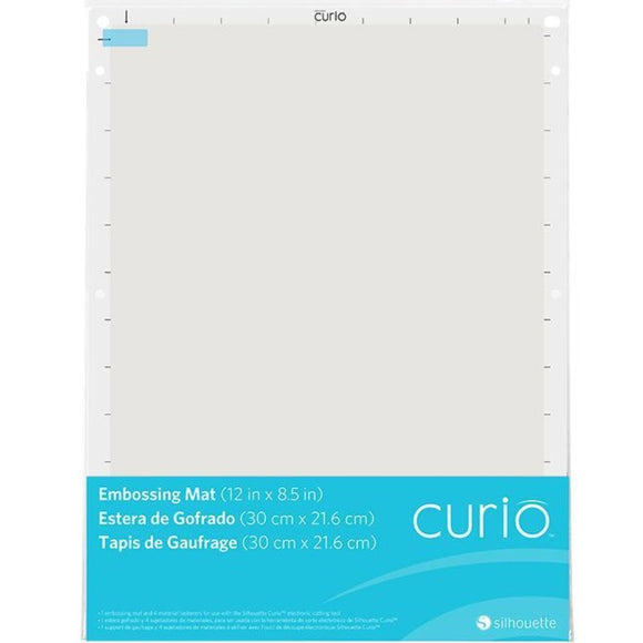 Curio Embossing Mat - Large - Silhouette Canada