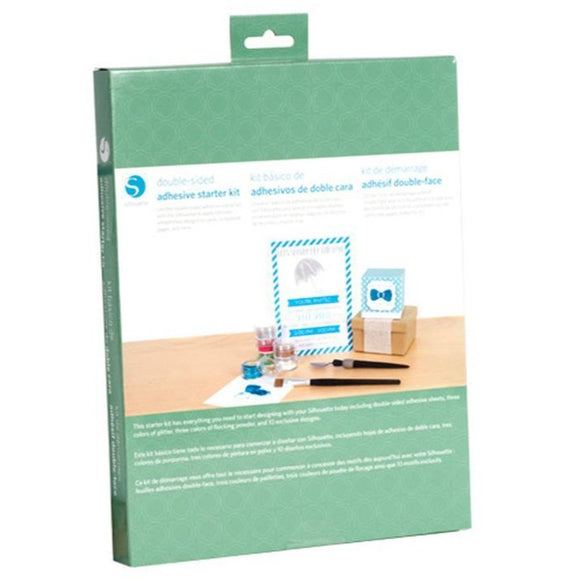 Double-Sided Adhesive Starter Kit - Silhouette Canada