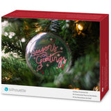 Holiday Ornament Starter Kit - Silhouette Canada