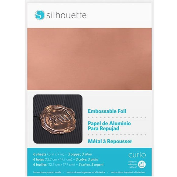 Embossable Foil - Silhouette Canada